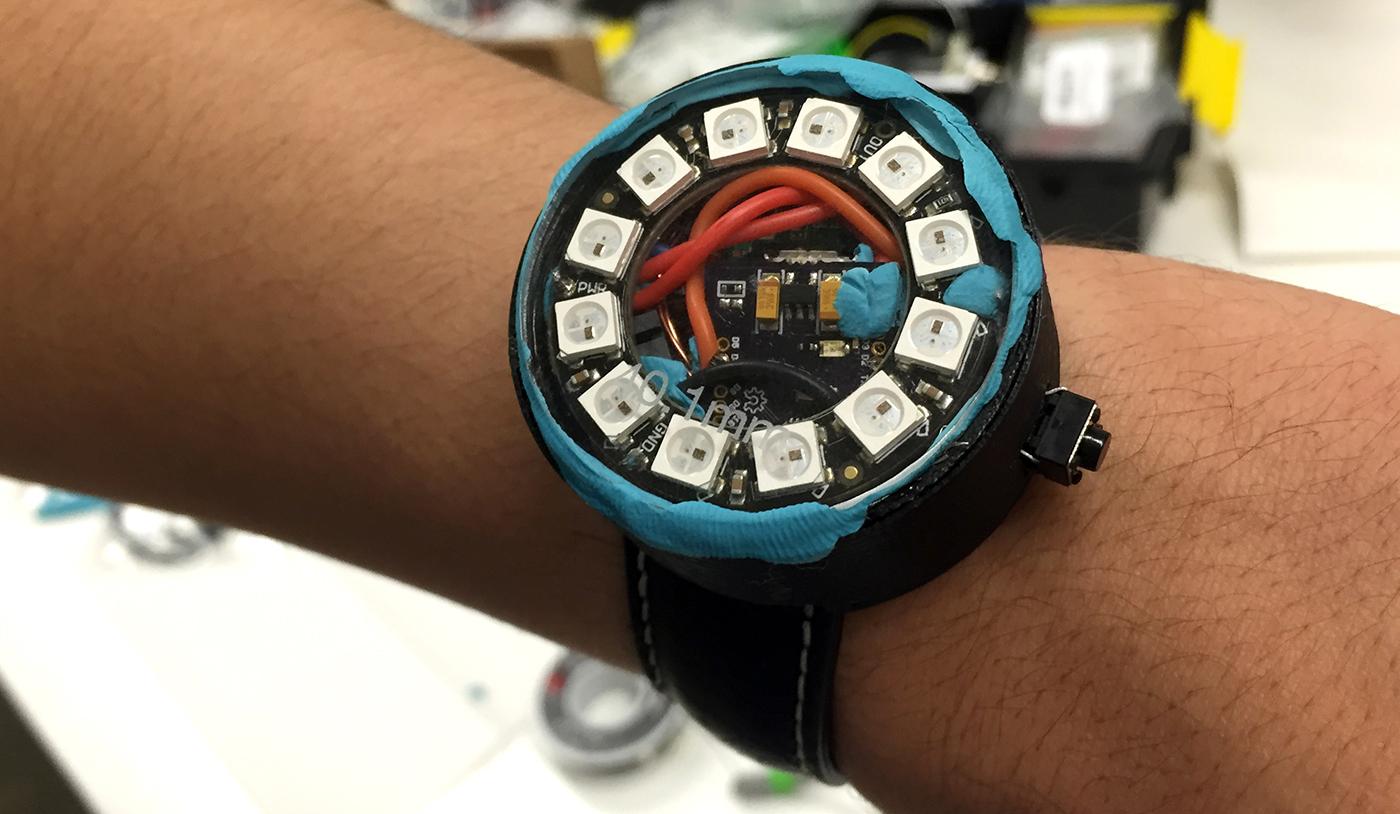 Christopher Nixon - Smart Watch